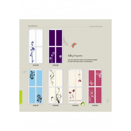 【PRE ORDER ONLY】 VITALLY BI FOLD TOILET DOOR **WITHIN KLANG VALLEY ONLY**